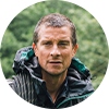 Bear Grylls who joined The Global Classroom for One Global Mind