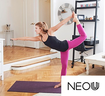 Blake Shutterly of NEOU fitness who joined The Global Classroom for One Global Body