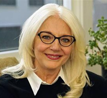 Cynthia Germanotta, President of Born This Way Foundation who joined The Global Classroom for One Global Mind